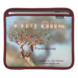 Frankincense (boswellia) Tree Sleeves For iPads