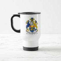 Frankland Family Crest Mug