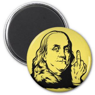 Franklin 2 Inch Round Magnet
