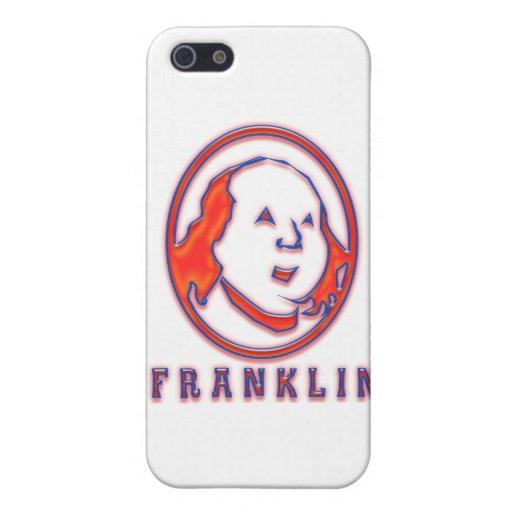 Franklin B iPhone 5 Carcasa