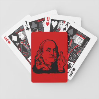 Franklin Bicycle Playing Cards