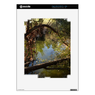Franklin Canyon Park Lake 4 iPad 2 Decals