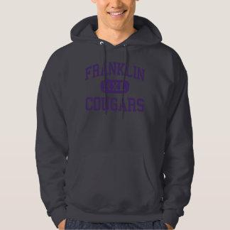 Franklin - Cougars - High School - El Paso Texas Sweatshirt
