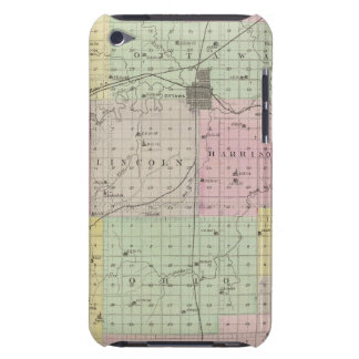 Franklin County, Kansas Barely There iPod Case