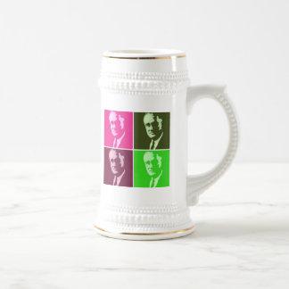 Franklin D. Roosevelt Beer Stein