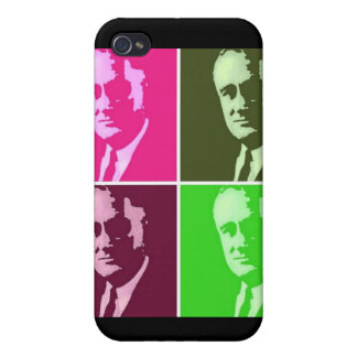 Franklin D. Roosevelt Cover For iPhone 4