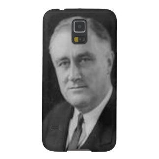 Franklin D Roosevelt Galaxy S5 Cover