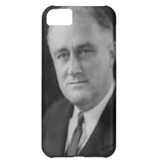 Franklin D Roosevelt iPhone 5C Covers