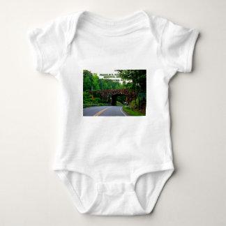 FRANKLIN D. ROOSEVELT MEMORIAL BRIDGE BABY BODYSUIT