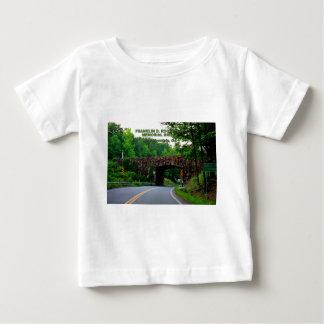 FRANKLIN D. ROOSEVELT MEMORIAL BRIDGE BABY T-Shirt