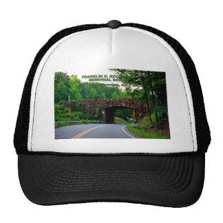 FRANKLIN D. ROOSEVELT MEMORIAL BRIDGE TRUCKER HAT