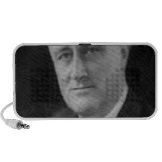 Franklin D Roosevelt PC Speakers