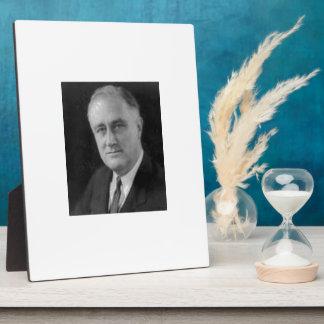 Franklin D Roosevelt Placas Con Fotos