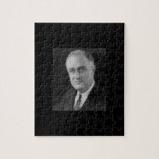 Franklin D Roosevelt Rompecabezas Con Fotos