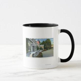 Franklin D Roosevelt's House Mug
