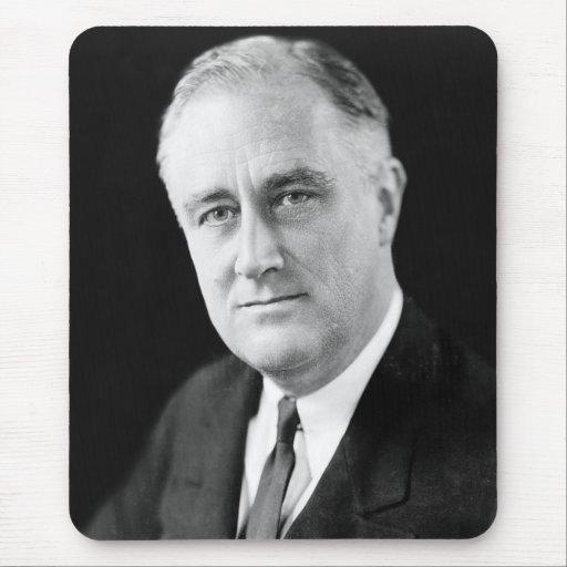 Franklin Delano Roosevelt Alfombrilla De Ratón