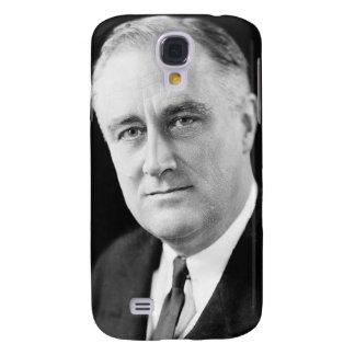 Franklin Delano Roosevelt Galaxy S4 Case