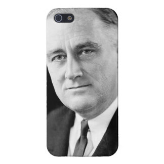 Franklin Delano Roosevelt iPhone 5/5S Covers