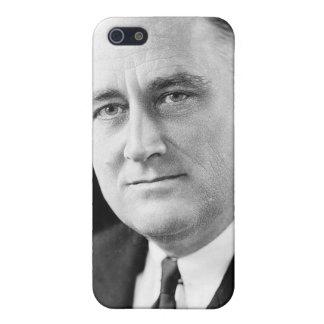 Franklin Delano Roosevelt iPhone 5 Cases