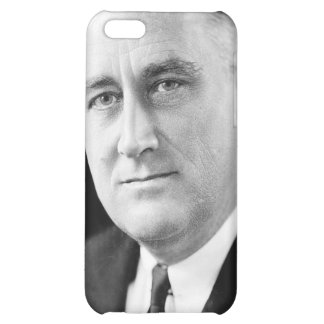 Franklin Delano Roosevelt iPhone 5C Cover
