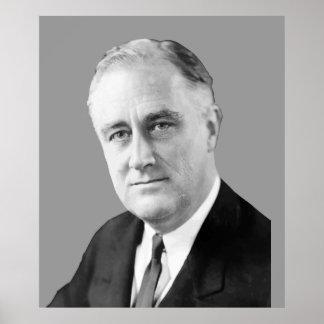 Franklin Delano Roosevelt Posters