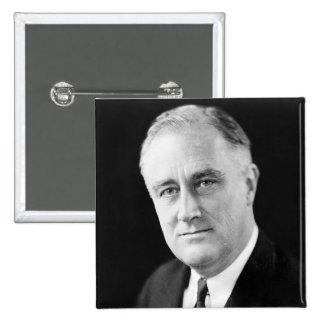 Franklin Delano Roosevelt Pin