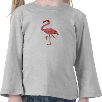 Franklin Flamingo shirt
