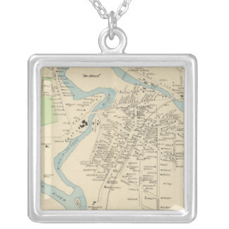 Franklin, Franklin Falls Personalized Necklace