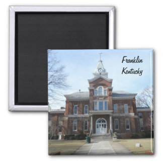 Franklin, Kentucky Magnet