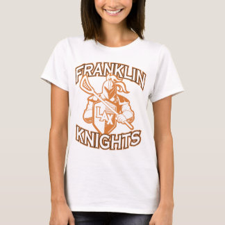 Franklin Knights Ladies Fitted Tee
