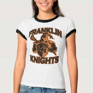 Franklin Knights Ladies Striper Tee