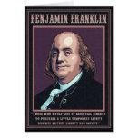 Franklin - libertad felicitación