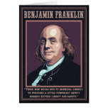 Franklin -Liberty Cards