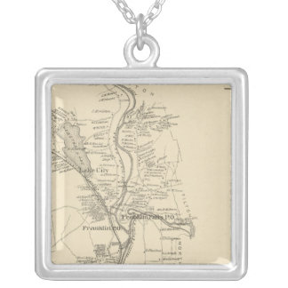 Franklin, Merrimack Co Personalized Necklace