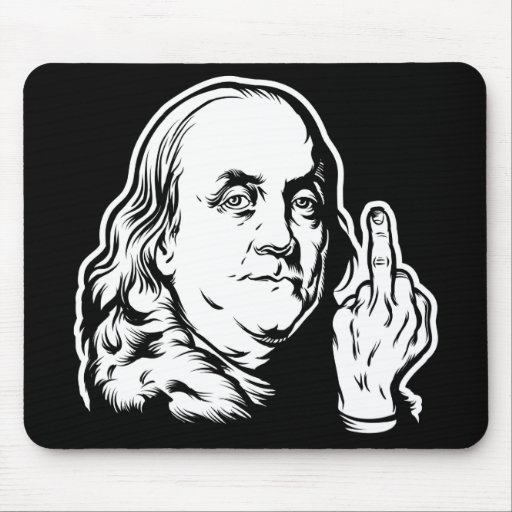 Franklin Mouse Pad