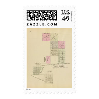 Franklin, Nebraska Stamp