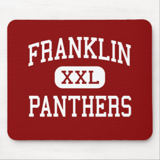 Franklin - Panthers - High - Franklin Mouse Mats