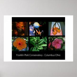 Franklin Park Conservatory Poster