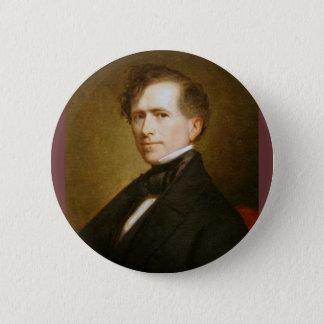 Franklin Pierce 14 Pinback Button