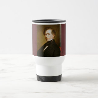Franklin Pierce 14 Travel Mug