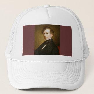 Franklin Pierce 14 Trucker Hat