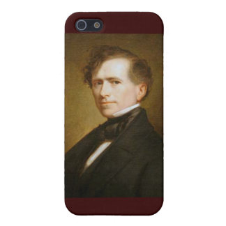 Franklin Pierce 14th President Cover For iPhone SE/5/5s
