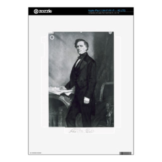 Franklin Pierce, 14th President of the United Stat iPad 3 Decal