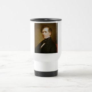 Franklin Pierce 14th President Travel Mug
