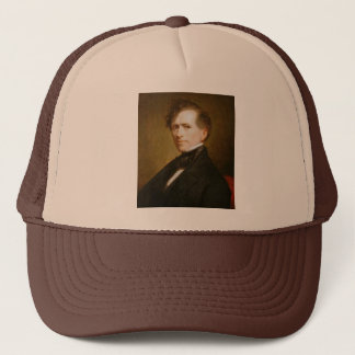 Franklin Pierce 14th President Trucker Hat