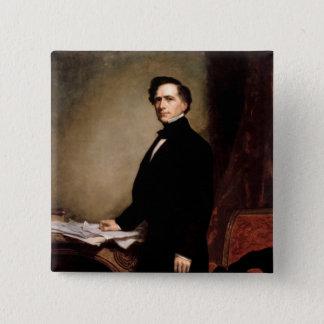 Franklin Pierce Button