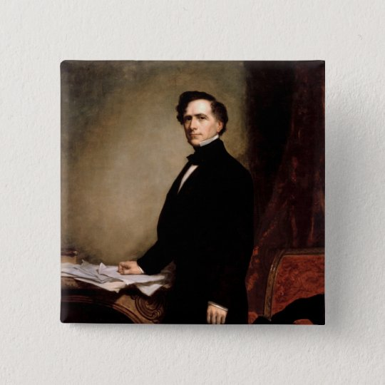 Franklin Pierce Button