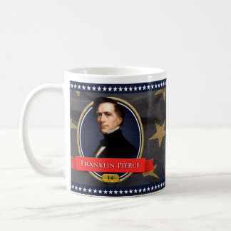 Franklin Pierce Historical Mug