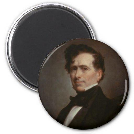 Franklin Pierce Magnet