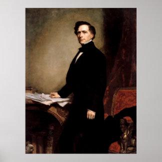 Franklin Pierce Póster